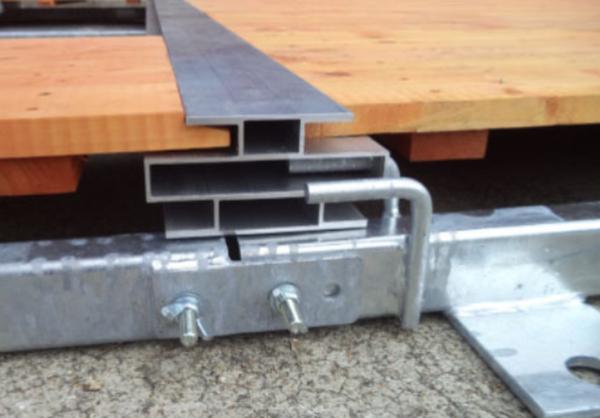 Sub Frame Flooring