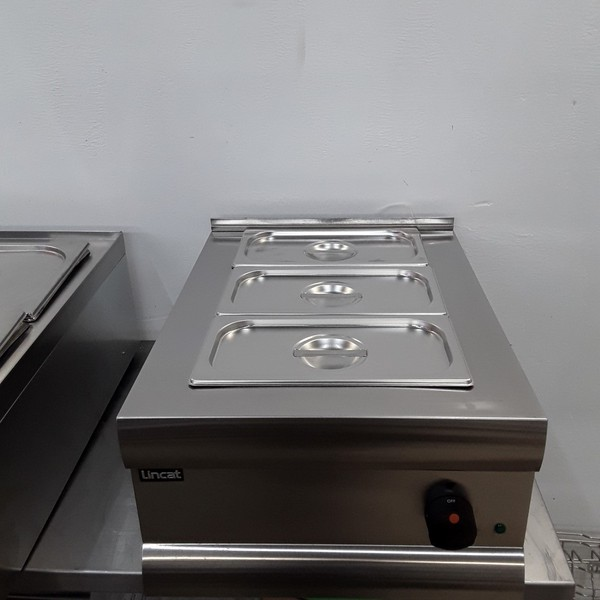 Bain Marie Closed Lids