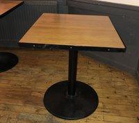 Metal Framed Dining Tables