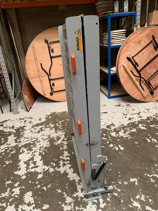 Aluminium folding Van ramp or sale