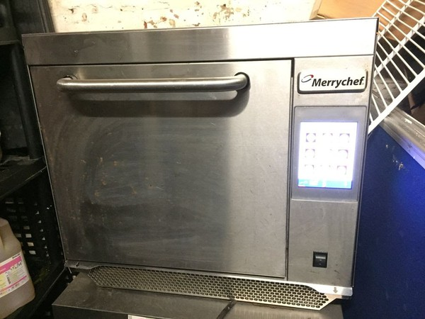 Used Merrychef Eikon E3 700w Combination Convection Microwave