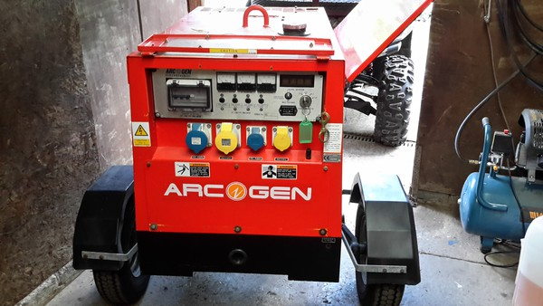 5.5kw super silent Generator for sale