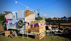 Horse Box Rice Trailer Conversion