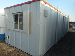 Office / toilet / canteen cabin