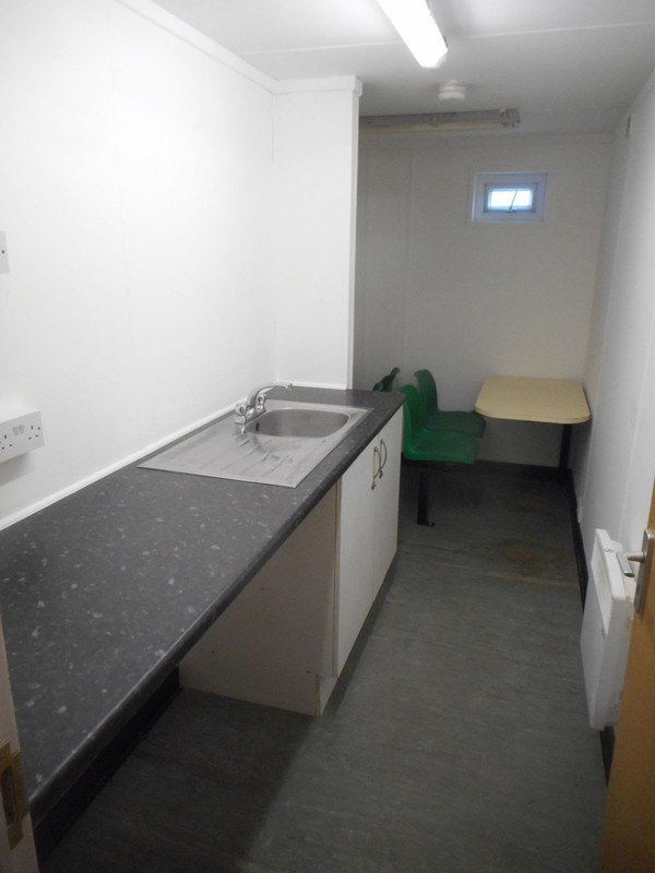 Kitchen area / canteen