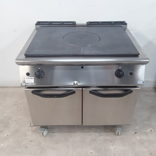 Used Mareno  Solid Top Range Cooker (9474)