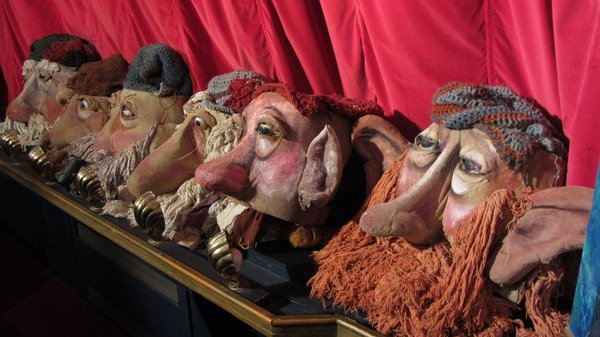 Carnival Heads - Dwarfs or Gnomes
