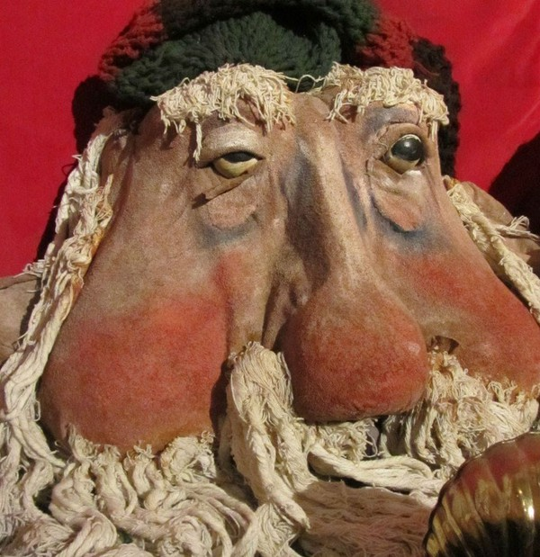 Seven Dwarfs mask - Theatre production