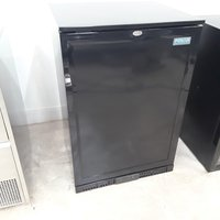 black door fridge