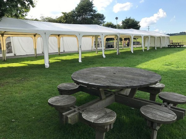 Complete Marquee Setup For Sale (5m x 35m) - Barnsley, West Yorkshire 7