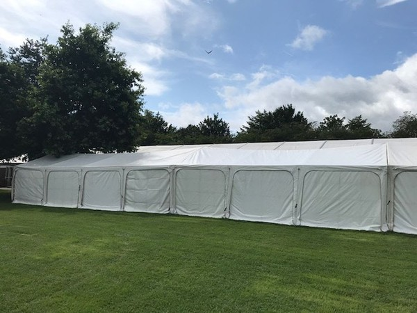 Complete Marquee Setup For Sale (5m x 35m) - Barnsley, West Yorkshire 9
