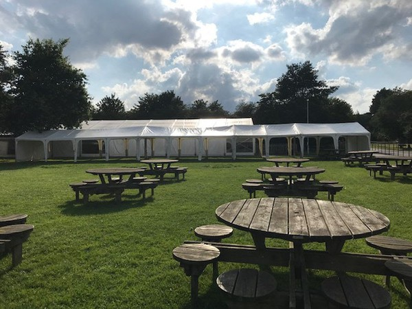Complete Marquee Setup For Sale (5m x 35m) - Barnsley, West Yorkshire 8