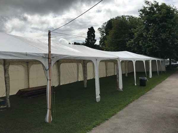 Complete Marquee Setup For Sale (5m x 35m) - Barnsley, West Yorkshire 10