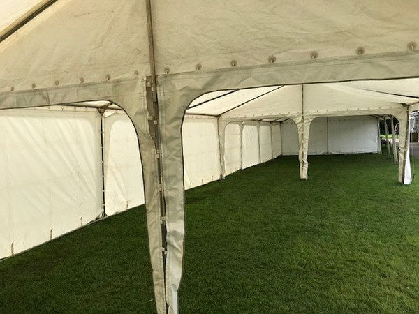Complete Marquee Setup For Sale (5m x 35m) - Barnsley, West Yorkshire