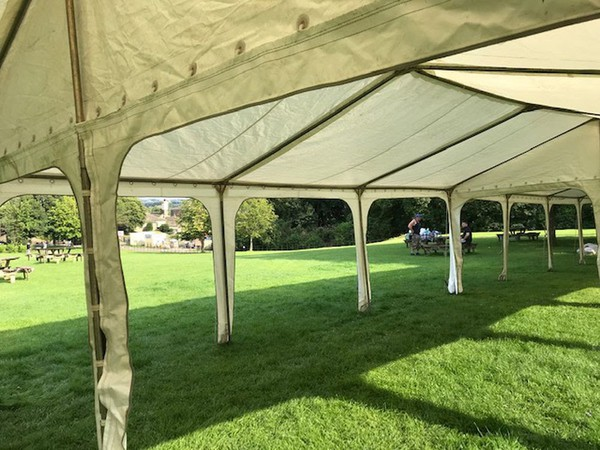 Complete Marquee Setup For Sale (5m x 35m) - Barnsley, West Yorkshire 6