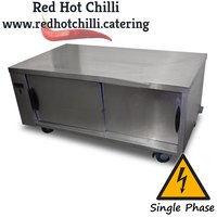 stainless steel hot cupbaord