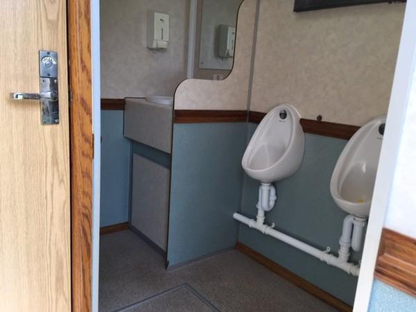 3+1 Luxury Mobile Toilet Trailer