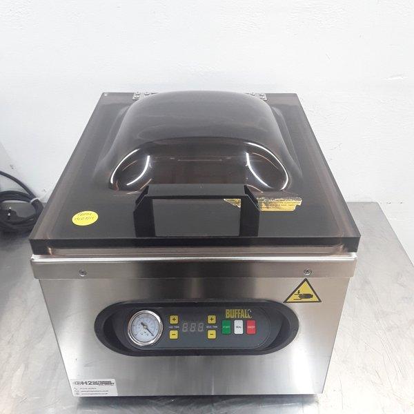 Ex Demo Buffalo GF439 Vac Pac Machine with Warranty