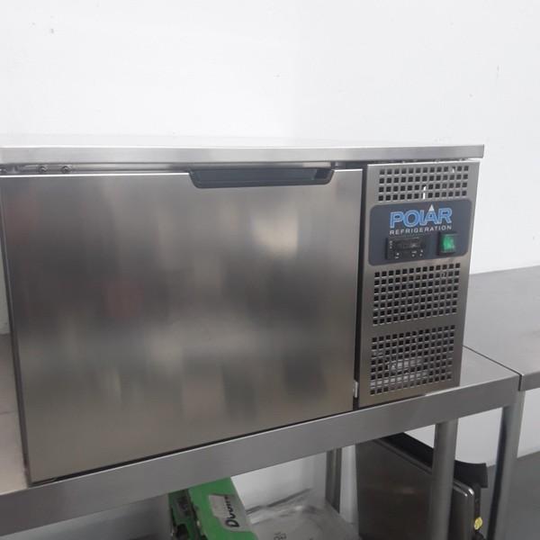 Ex Demo Polar CK640 Blast Chiller Freezer with Warranty