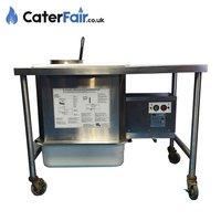 Ayrking Breader Blender Sifting Table BBS-EC2 (Product Code: CF1466)