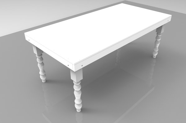 Bespoke Rectangular Table