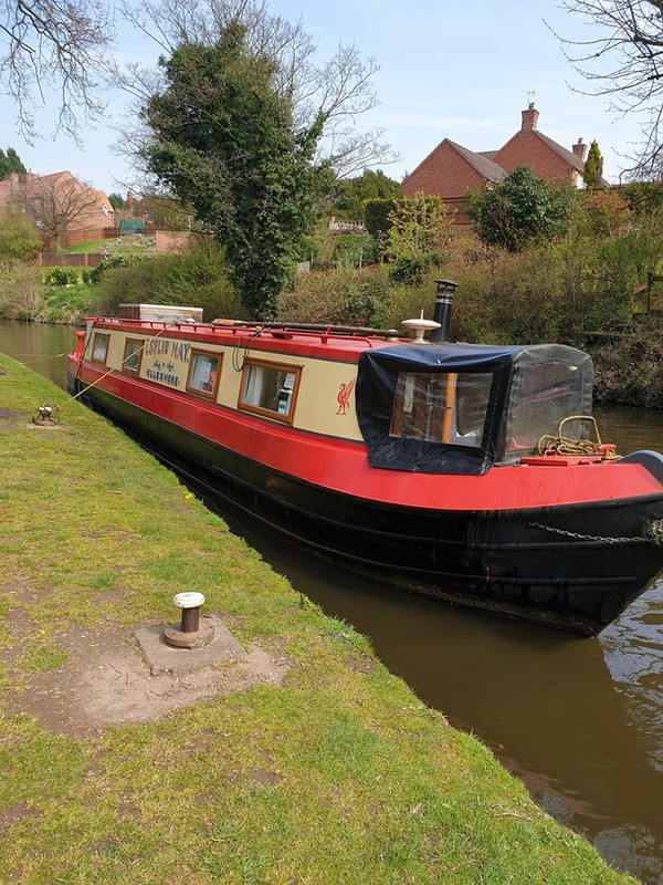 buy Narrowboat