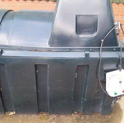 Bunded Tank