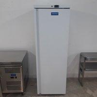 New B Grade Arctica HEC912 White Upright Freezer(9575)