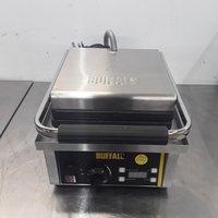 Used Buffalo GF256 Double Waffle Maker(9573)