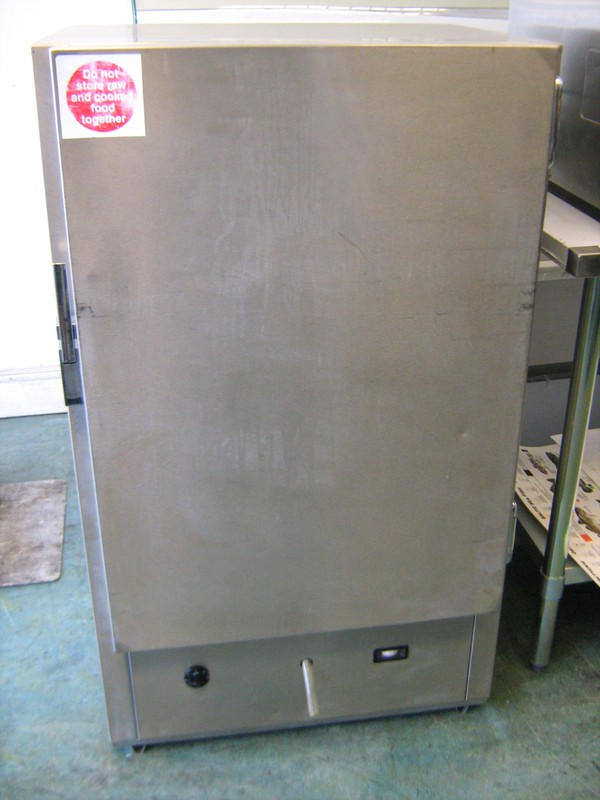 XL FR-LS 6 Drawer Fish Fridge
