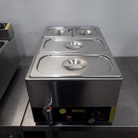 four pot bain marie for sale