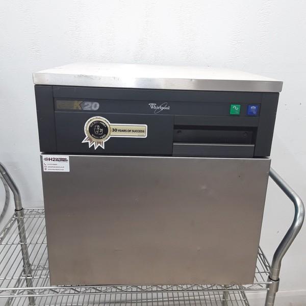 Used Whirlpool K20 Ice Maker 20kg(9624)