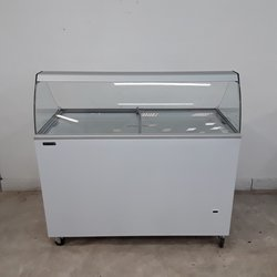 New B Grade Tefcold ICP400SC Ice Cream Display Freezer (H9662)