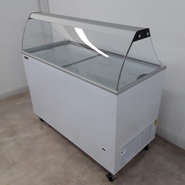 Buy New B Grade Tefcold ICP400SC Ice Cream Display Freezer (H9662)