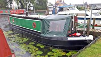 narrowboat 30ft for sale