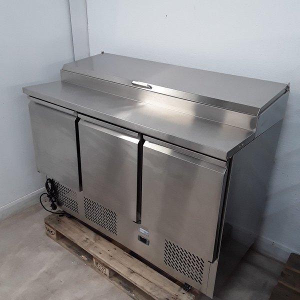 3 Door Prep fridge for sale