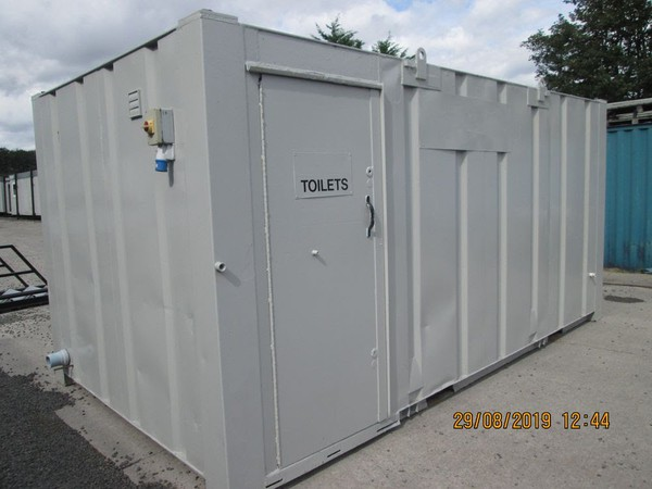 toilet cabins for sale