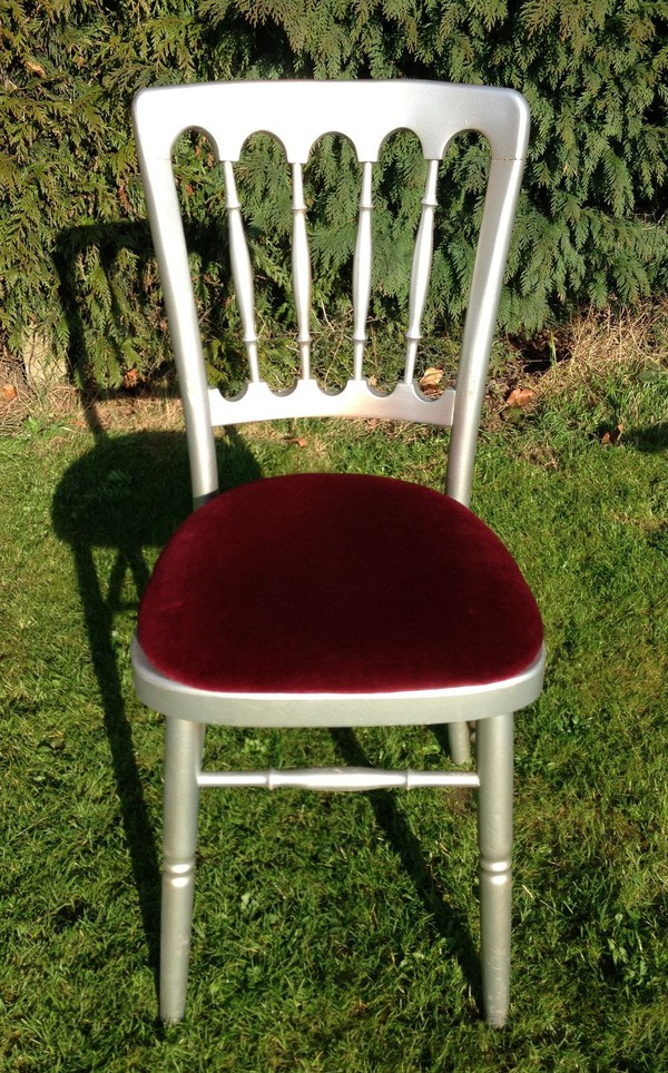 joblot of banquet chairs for sale