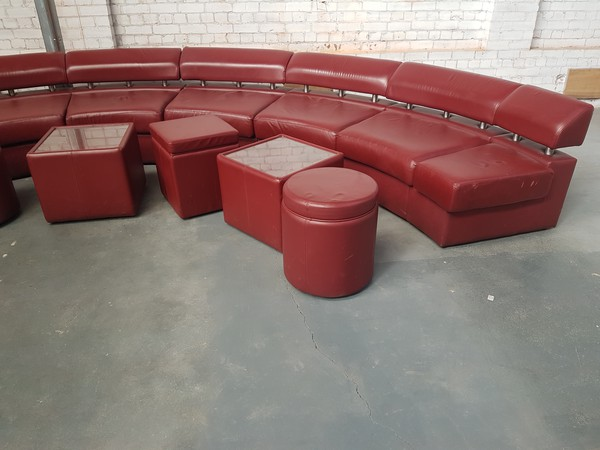 Secondhand sofa