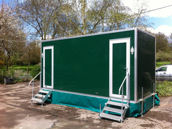 toilet trailer for sale berkshire