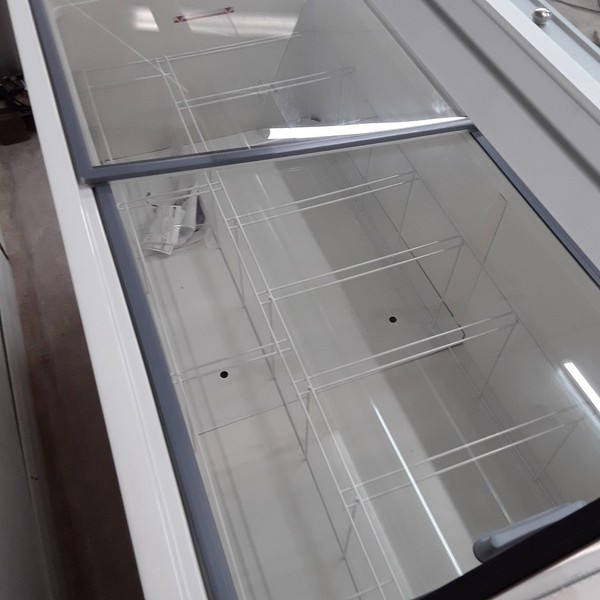 Framec Slant 510 Ice Cream Display Freezer For Sale