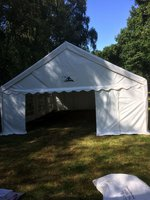 6m x 8m PVC marquee for sale