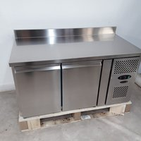 New B Grade Tefcold CK7210B 2 Door Bench Fridge(H9700)