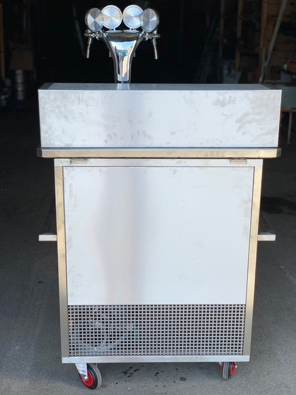 bar with pumps for sale