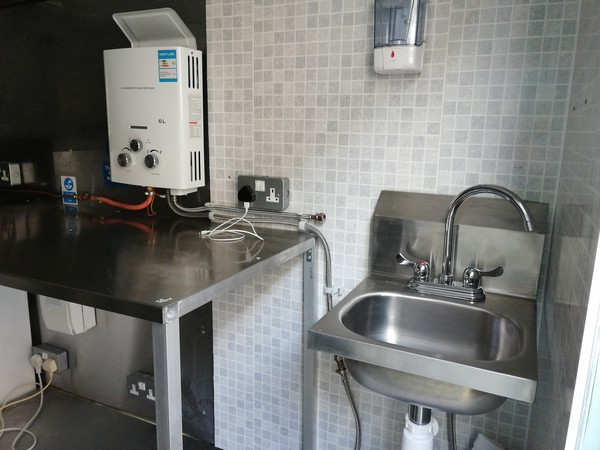 Catering Trailer 3x2 Lots Of New Fittings - Liverpool, Merseyside 3