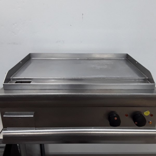 Used Lincat Double Chrome Flat Griddle