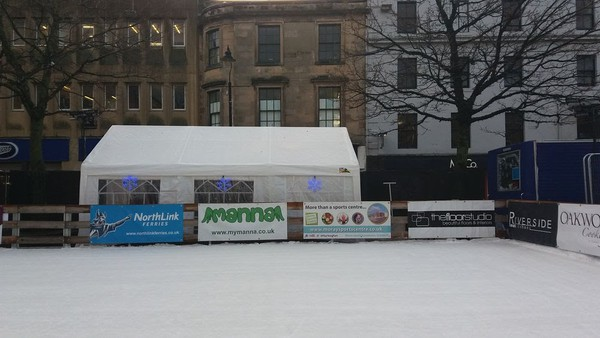 Ice Rink  20m x 10m (Modular)