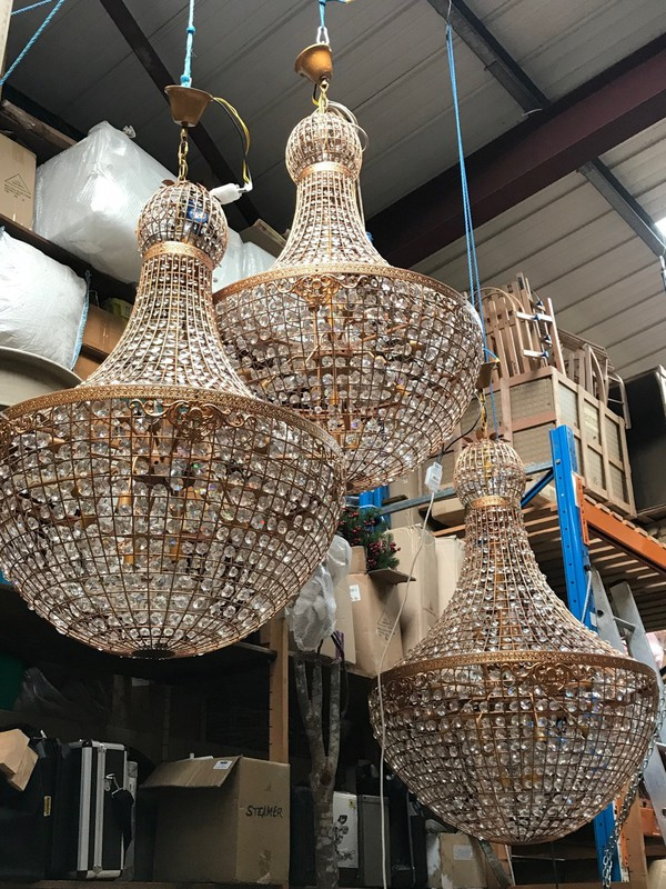 Job lot Chandeliers