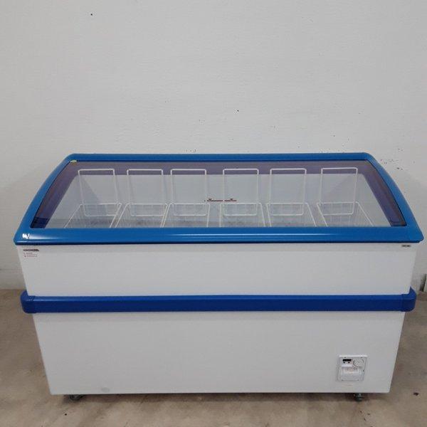 Ice cream display freezer for sale
