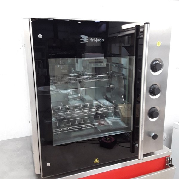 Used Fri-Jado TDR-5 Rotisserie 5 Basket For Sale